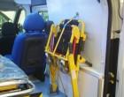 Fiat Doblo Maxi - Krzesełko kardio